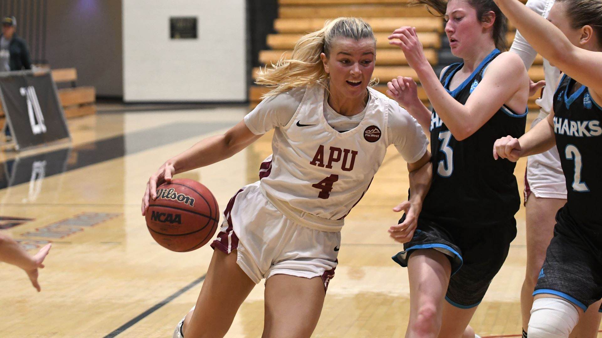 Bright Lights Bring Out Best In Cougars Azusa Pacific University Athletics Azusa Pacific Azusa Pacific University Azusa
