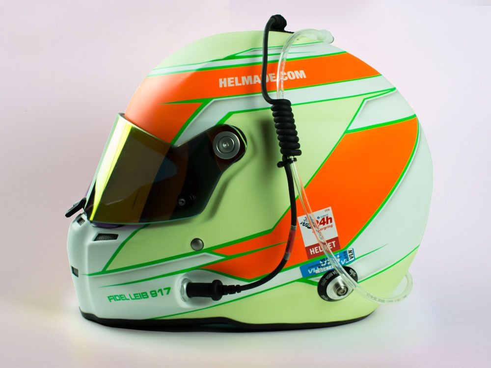 bcf0991685cb7  helmade Motorsport Design on  stilo helmet.  racing  motorsport   drinkingline  racecom  pastel
