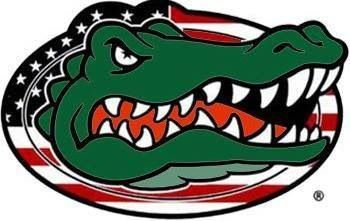 Happy Gator 4th Of July Florida Gators Wallpaper