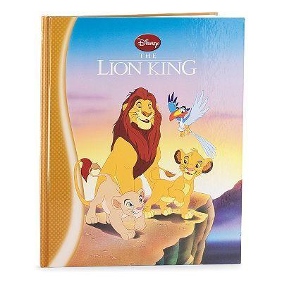 Kohls CaresR Disney The Lion King Book