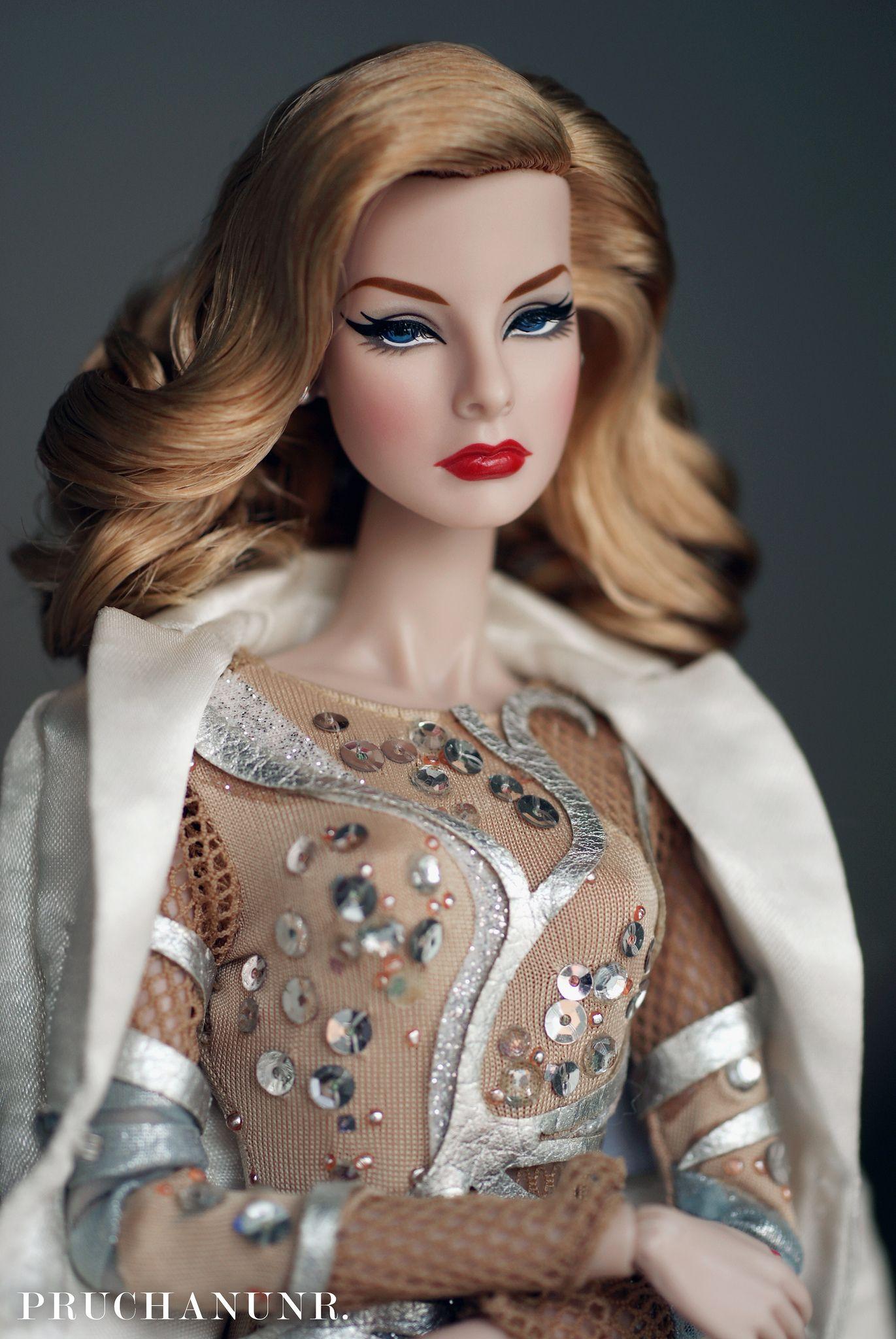 e130835a86af Doll Repaint · https://flic.kr/p/GrEnvH | Fashion Royalty Agnes Von