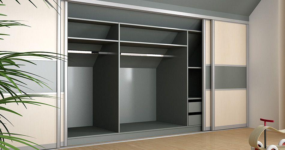 kasten met schuine wand achter slaapkamer pinterest schuifdeuren kasten en zoeken. Black Bedroom Furniture Sets. Home Design Ideas