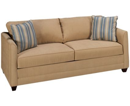 Superb Klaussner Home Furnishings Tilly Tilly Queen Sleeper Sofa   Jordanu0027s  Furniture