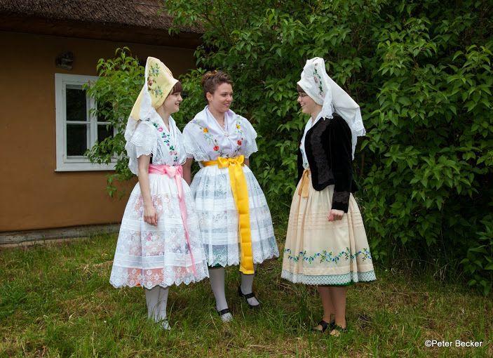 #Tracht trifft #Kräuter im #Spreewald