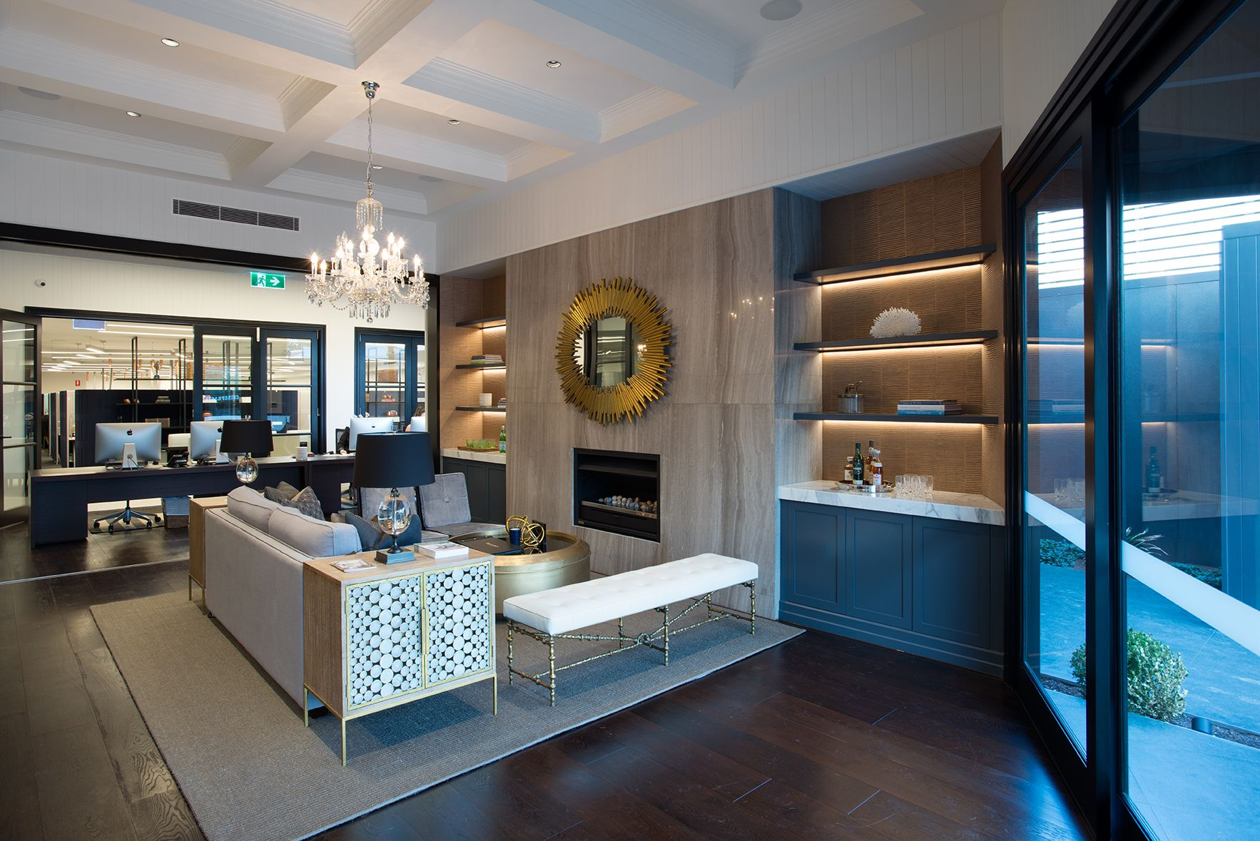 Place Real Estate Commercial Office Fitout Interior Design