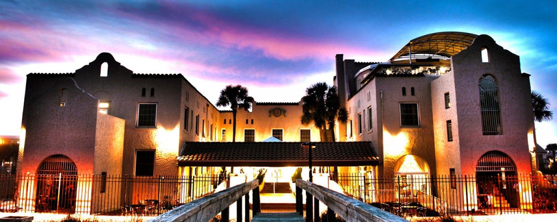 Jacksonville Beach Hotel Ocean Front Jax Beach Bar Penthouse