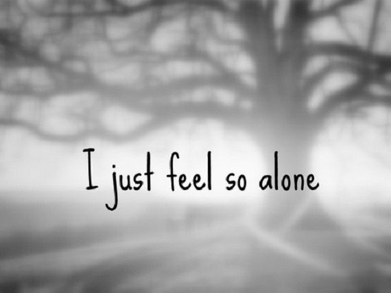 how to stop feeling depressed and lonely