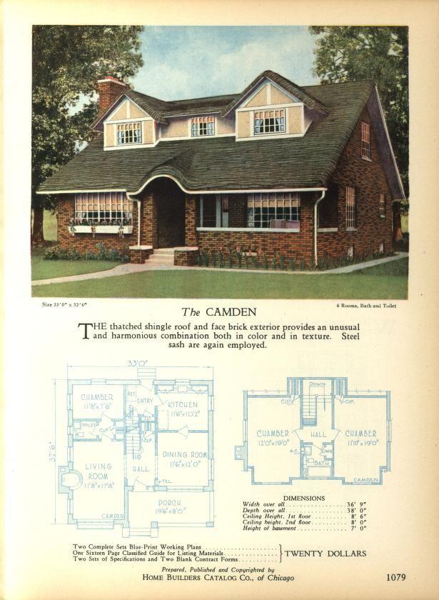 Pin On Retro House Plans