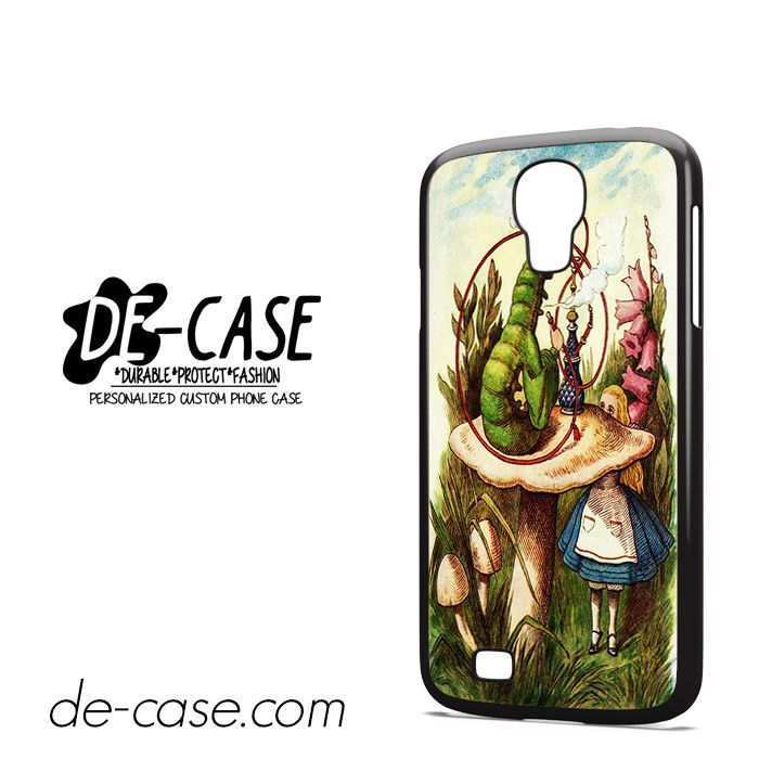 Alice N Caterpilar DEAL-536 Samsung Phonecase Cover For Samsung Galaxy S4 / S4 Mini