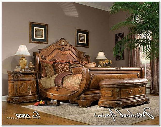 Incroyable Bedroom: Exotic Wooden Bedroom Furniture Design By Michael Aini. Modern  Wooden Bedroom, Wooden Bedroom Walls As Well As Cabin Bedroom.