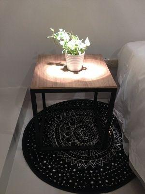 #床頭邊桌-花蓮慢慢旅行民宿