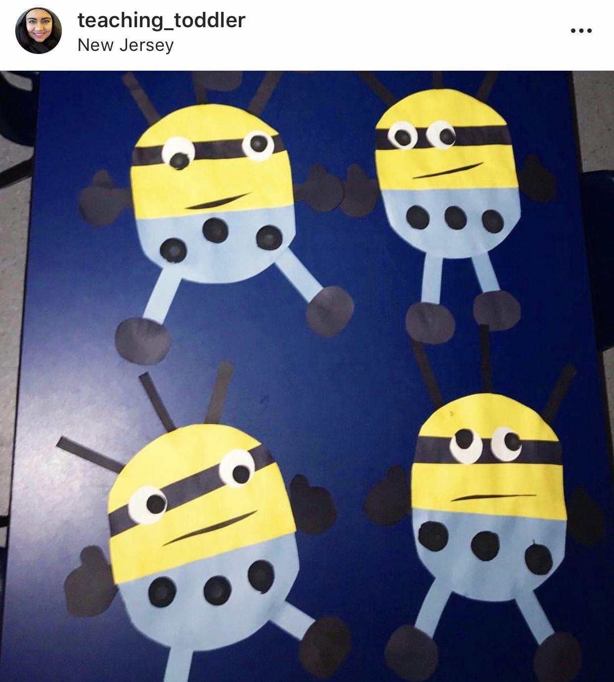 Sponge Bob Craft For Toddlers