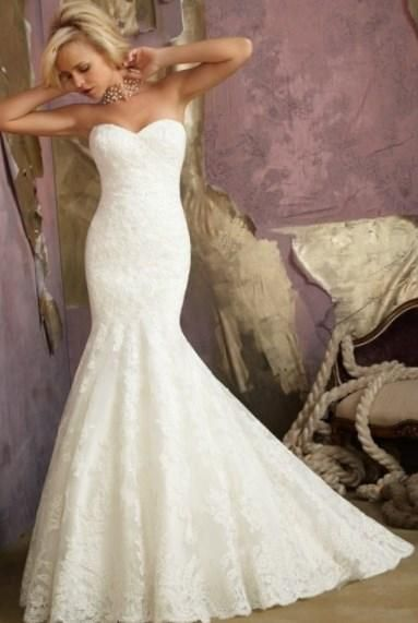Сонник выбирать во сне свадебное платье