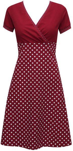 Photo of prikker allover kjole Nelly – ungiko – kjoler til at forelske sig i!
