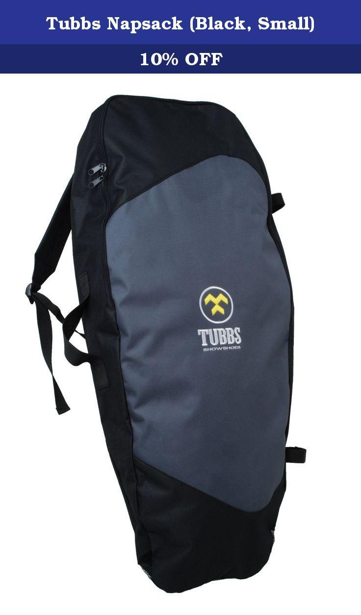 eb8e6e68ce Tubbs Napsack (Black
