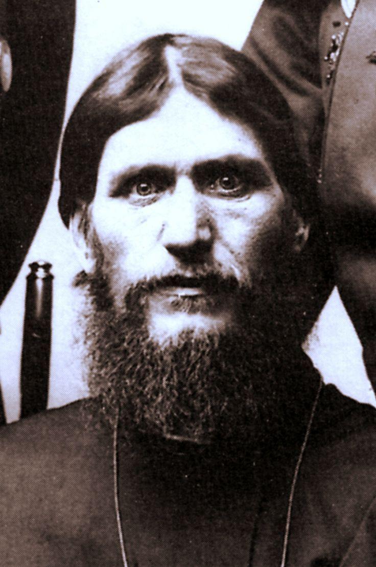 Prince-killer: the true story of the killer Rasputin