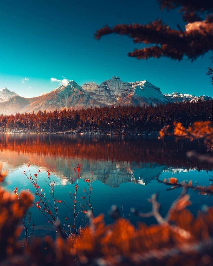 Endless outdoor adventures 🏔️️️ Photo by @calibreus #landscapephotography #banffnationalpark #nature #naturephotography #photography