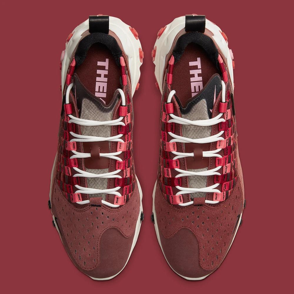 Nike React Sertu Clay Pink AT5301-200   SneakerNews.com   Nike ...