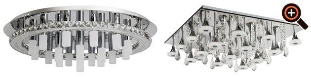 Lampe Wohnzimmer U2013 Moderne Beleuchtung Mit LED U2013 Deckenleuchten