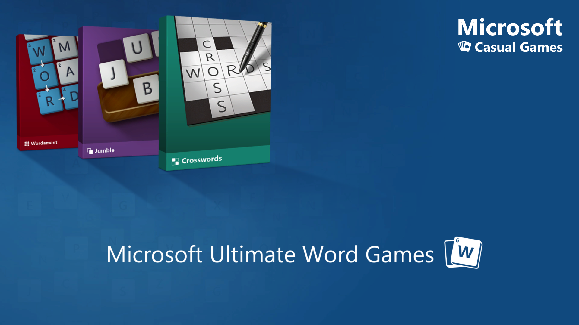 Microsoft Ultimate Word Games updates on Windows 10 with