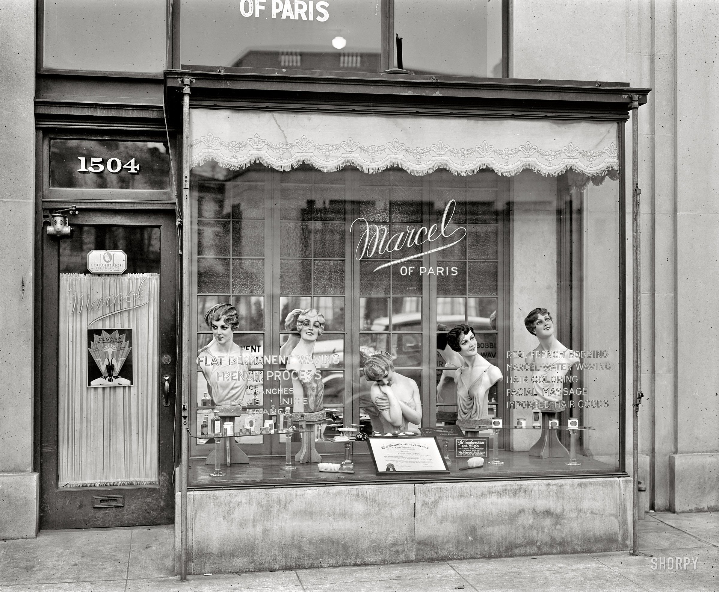 17 Best images about Vintage Beauty Salon on Pinterest | Vintage ...