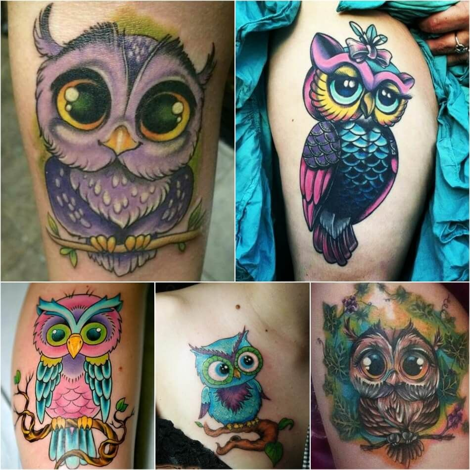 Owl Tattoo Girly Owl Tattoos Owl Tattoo Meaning Explore More Tattoo Ideas On Positivefox Com Barnowlta Baby Owl Tattoos Cute Owl Tattoo Owl Tattoo Design