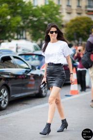 STYLE DU MONDE / Haute Couture Fall 2014 Street Style: Barbara Martelo  // #Fashion, #FashionBlog, #FashionBlogger, #Ootd, #OutfitOfTheDay, #StreetStyle, #Style