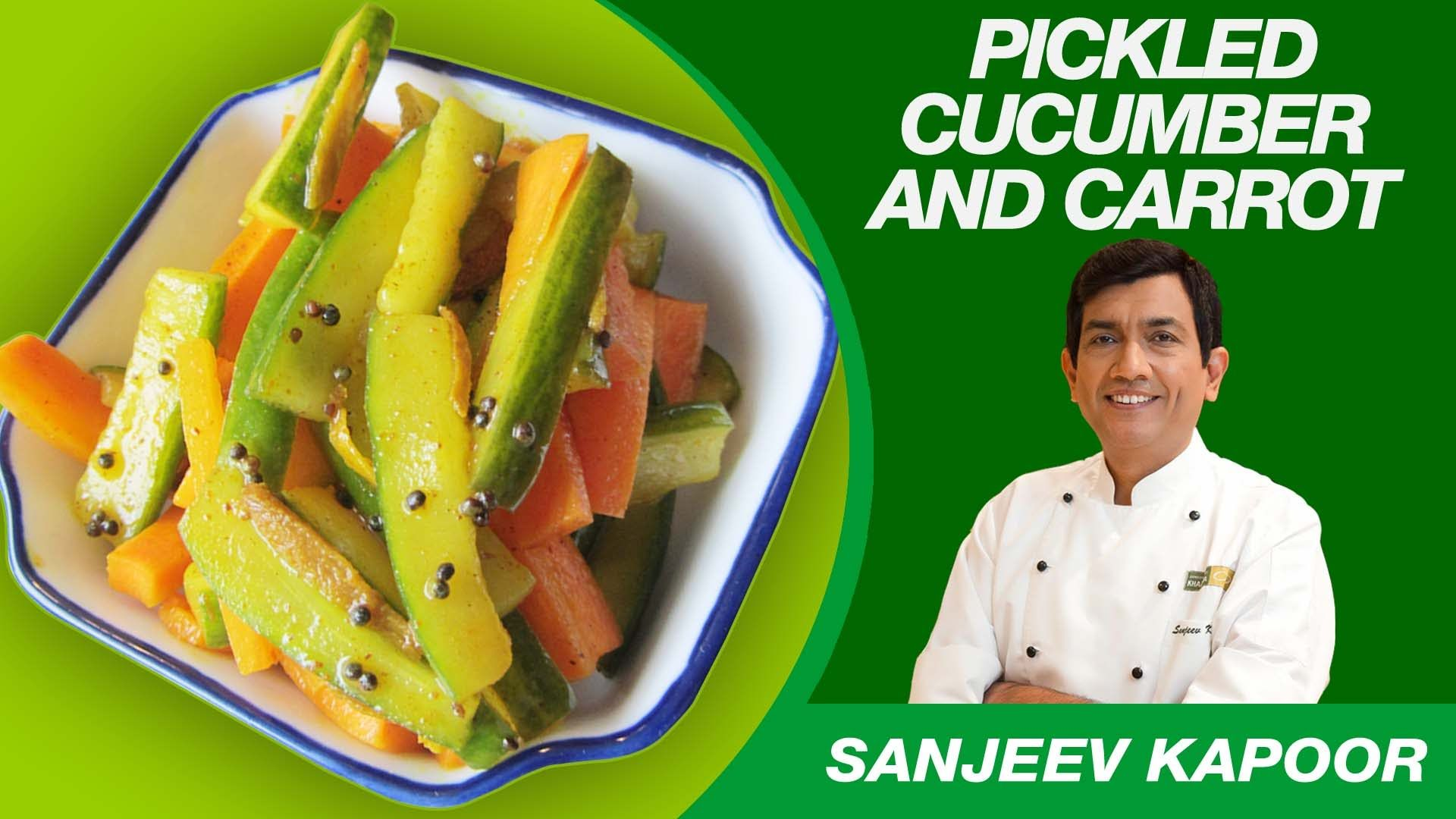 Pickled cucumber carrot salad recipe by sanjeev kapoor pickled cucumber carrot salad recipe by sanjeev kapoor nutritious tasty salad forumfinder Gallery