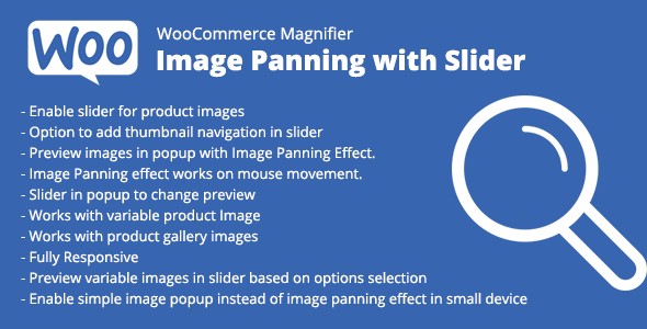 Woocommerce Magnifier C Image Panning With Slider By Sbthemes Woocommerce Magnifier C Image Panning With Slider Is A Wo Woocommerce Magnifier Slider Images