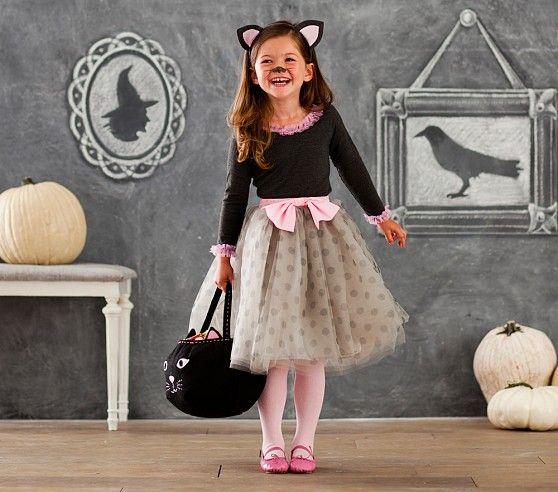 Kitty Tutu Costume Pottery Barn Kids S wants to be a kitty like - cute cat halloween costume ideas