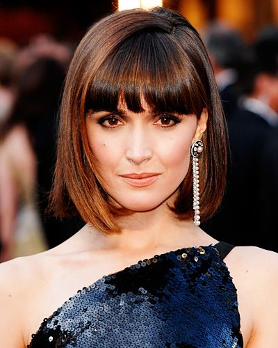10 sexiest spring haircuts heavy bangs clean face and bobs 10 sexiest spring haircuts bob bangsfull urmus Choice Image
