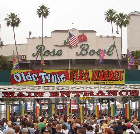 Flea Markets To Visit Before You Die Flea Market Rose Bowl Flea Market Fleas