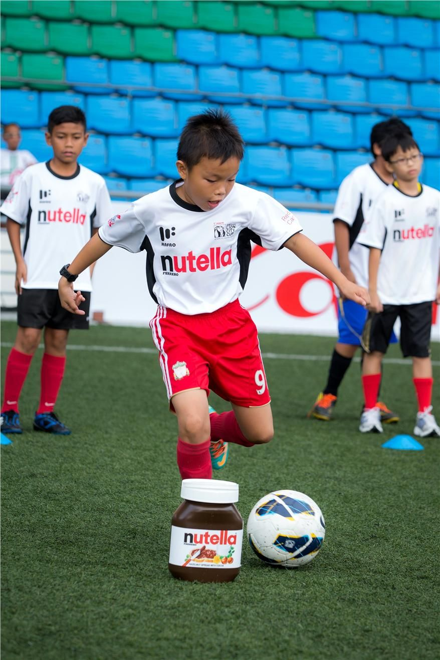 Nutella invites underprivileged kids to play football in Brazilian way - Campaign Asia