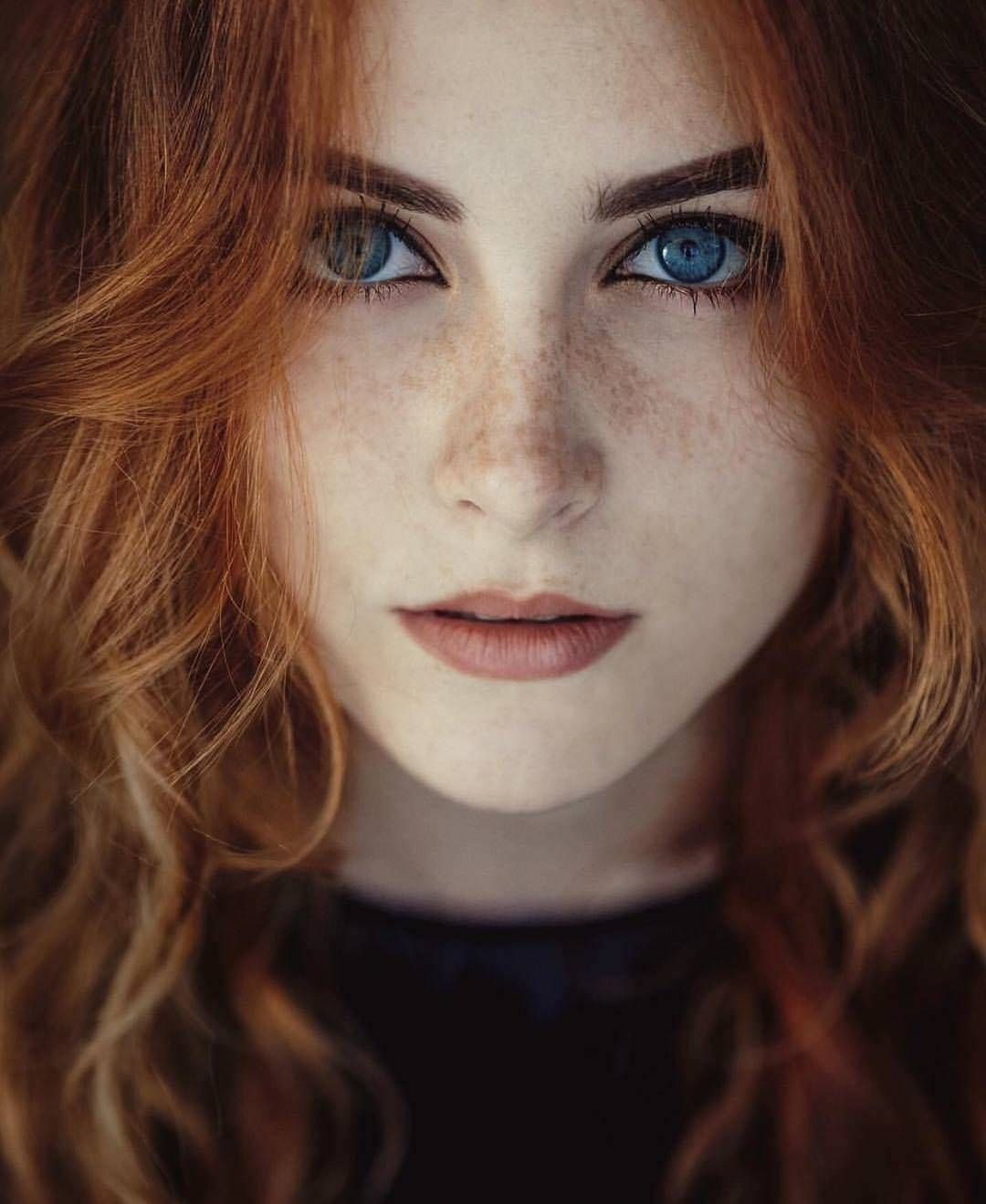 new post on sfwsexy | red hair woman, beautiful eyes, red hair