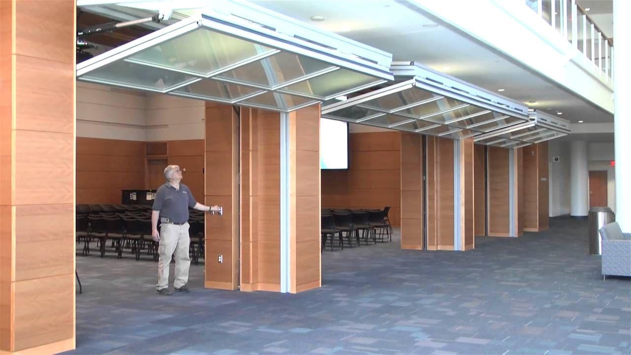 Hydrau Lift Bifold Doors From Hufcor Duke University