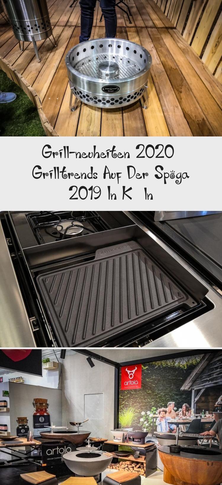 Grill Neuheiten 2020 Grilltrends Auf Der Spoga 2019 In Koln In 2020 Garten Ideen Garten