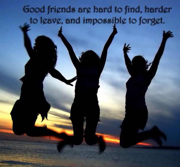 Friends are family