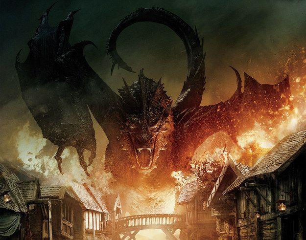 Are You More Like Smaug Or Drogon Smaug The Hobbit Hobbit Dragon