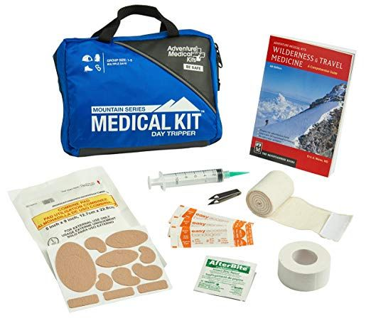 Easy More Comprehensive: Adventure Medical Kits Mountain Series Daytripper First
