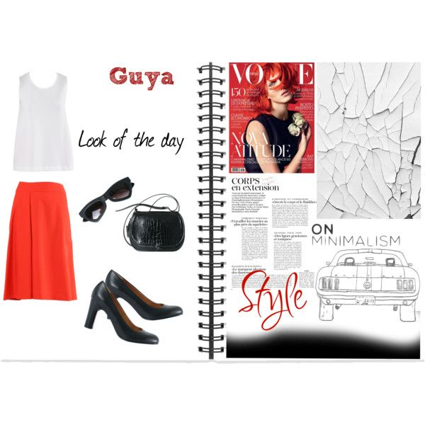 """""""look of the day"""" by guyafirenze on Polyvore"""