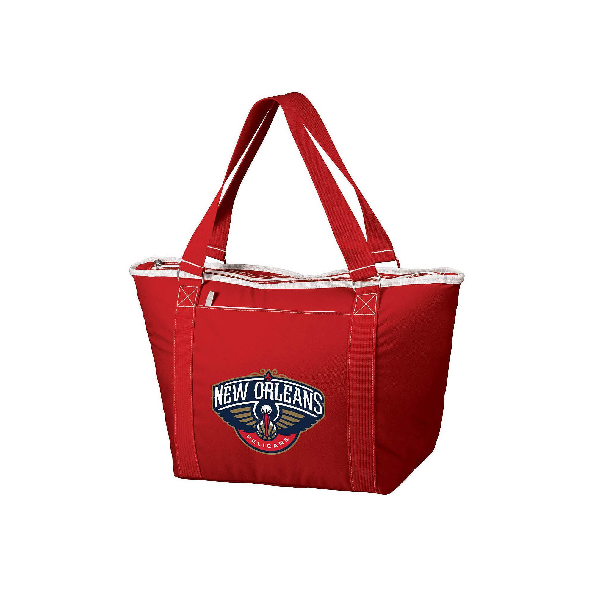 Picnic Time New Orleans Pelicans Topanga Cooler, Red