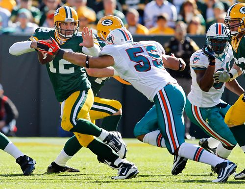 The Miami Dolphins Are A Professional American Football
