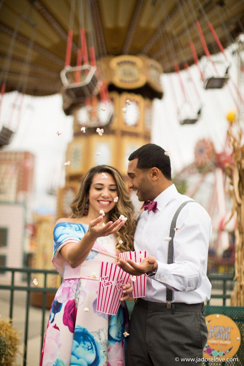 carnival engagement shoot carnival engagement shoot ideas