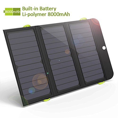 Giaride Foldable Solar Charger Fast Charging Usb Dc Output Sunpower Panel For Laptop Notebook Table Solar Panel Charger Solar Charger Solar Charger Portable