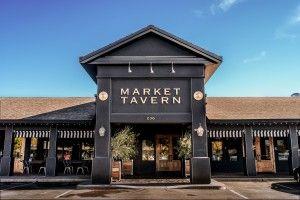 Entrance for Market Tavern, Stockton