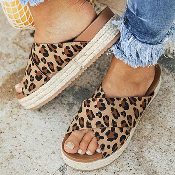 Wedge Slip On Peep Toe Beach Sandals is part of Platform slippers - ustyleglobal com is mainly design and produce fashion clothing for women all over the world for about 5 years  Shop for latest women's fashion dresses, tops, bottoms  High Quality with affordable prices