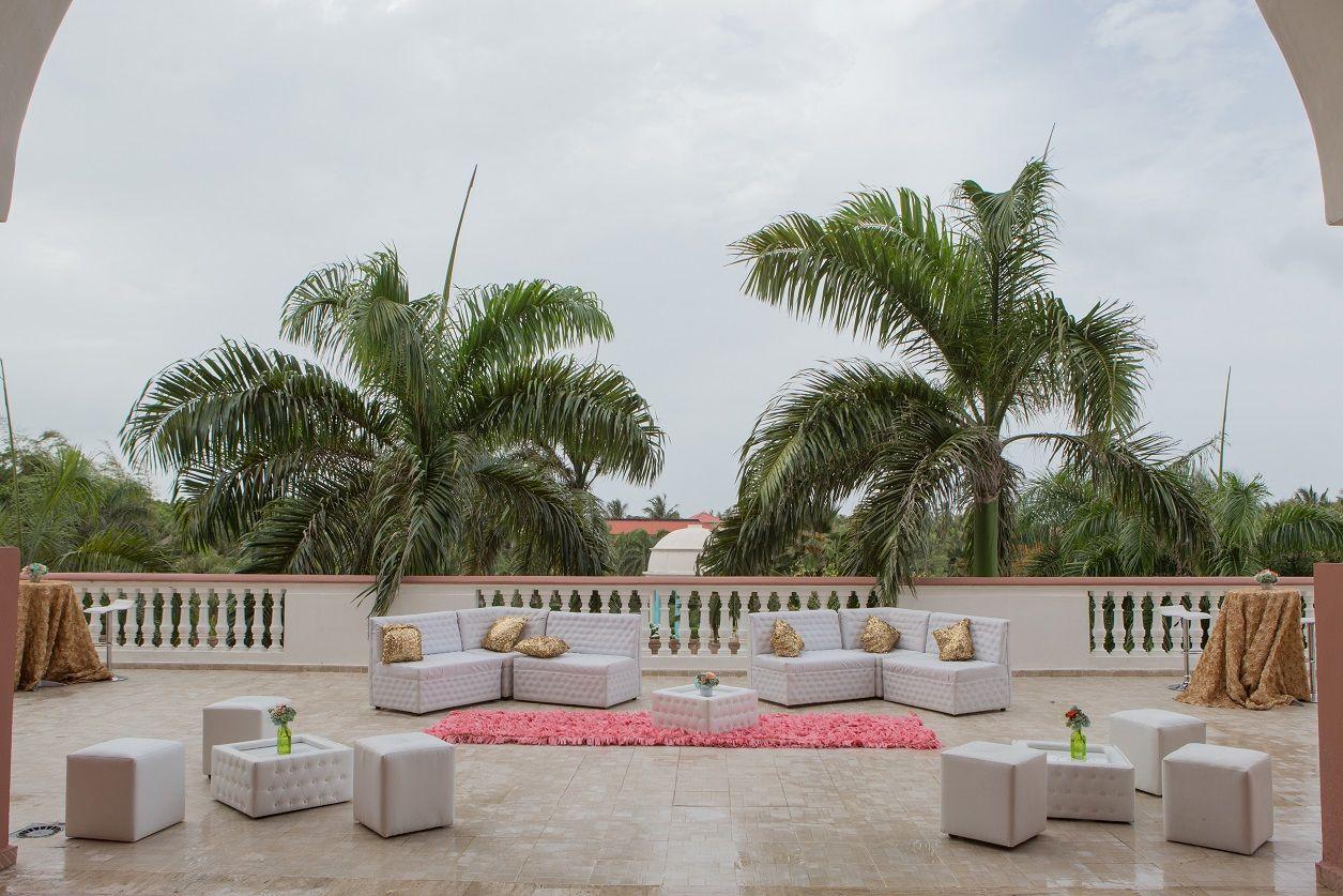 Stunning Views From Himitsu Terrace Dreamspuntacana Dominicanrepublic Destinationwedding Dreams Punta Cana Beautiful Beach Wedding Punta Cana Resort
