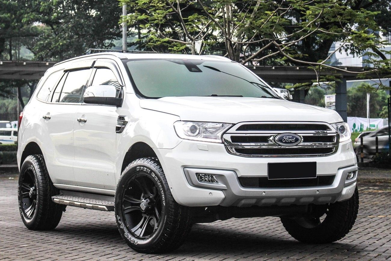 Pin On Ford Everest