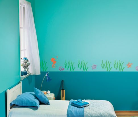 Rathi Decor offers a wide range of kids wall painting themes and