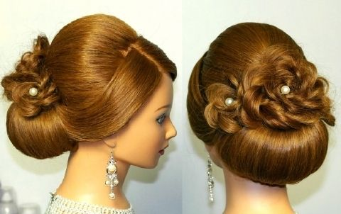 Looking For Wedding Prom Hairstyles Long Hair Updo Braided Hairstyles For Wedding Hair Updos Tutorials